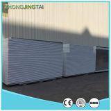 Los paneles acanalados populares de la azotea del emparedado de la cámara fría EPS de la fábrica