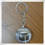 Fördernde Metallfromme Andenken-Schlüsselkette (IO-ck082)