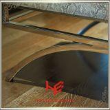 Mobília ao ar livre do aço inoxidável da mobília do restaurante do tamborete da sala de visitas do tamborete da loja do tamborete da loja do tamborete do hotel da mobília do coxim do tamborete de barra do tamborete (RS161804)
