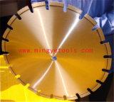 115mm Hete Press Diamond Cuttingsaw Blade voor het Marmer van het Graniet van Tegels