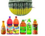 ペットびんのための1つのマンゴジュースの熱い満ちる飲料の充填機に付き24000bph 4つ