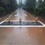 Kundenspezifische Größen-automatischer hydraulischer Fahrbahn-Sicherheits-Straßen-entferntblocker, Sicherheits-Parken-Blocker, Sicherheits-Auto-Blocker