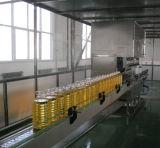 Tipo linear máquina da máquina de enchimento de etiquetas do molde de sopro