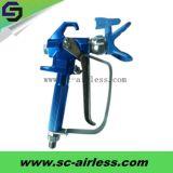 Безвоздушная миниая пушка краски брызга Sc-AG08 для безвоздушного спрейера краски