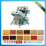Ausgezeichnete Leistung CCD-Kamera-Farben-Sorter-Maschine für das Sortieren aller Art Gewürze und Korn-Farben-Sortieren