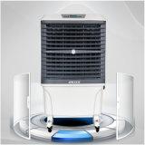 Refrigerador de ar portátil do ventilador de refrigeração do ar do deserto do indicador da umidade