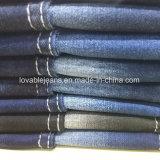 Weiche Ausdehnungs-Frauen-Jeans auf Verkauf (KHS003)