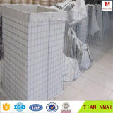 Сваренная стена барьеров Gabion Hesco