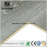 étage en plastique en bois des prix bon marché de 0.3mm Wearlayer