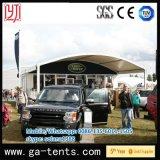 Barraca ao ar livre do carro da feira profissional para a barraca da exposição
