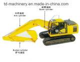 De Apparatuur van de Bouw Cat325 Cat325ln van E320c Cat322 E330. De Machines van de bouw. Graafwerktuig het Van uitstekende kwaliteit van China van de Cilinder van het Graafwerktuig van het wiel Mini (hqlw-18) met ISO