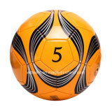 Ballon de football souple de PVC de 2,0 mm brillant