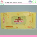 경쟁가격 고품질 아기 중국에서 젖은 닦음 제조자