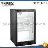 100L porte vitrée Mini bar réfrigérateur pour l'hôtel