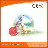 Дешевый прозрачный плавая шарик Z1-002 пузыря воды гуляя