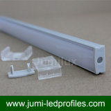 LED 알루미늄 밀어남 채널