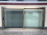 Finestra di alluminio/dell'alluminio di scivolamento, alta qualità, prezzo competitivo