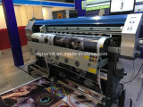 stampatrice solvibile dell'alberino della bandiera di 1800mm Eco