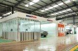 Industrieller Vorbereitungs-Station-Pflege-Spray-Stand mit Infrarotlampe