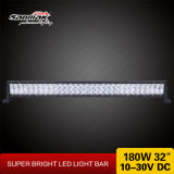 LED Manufacuturers 6000k Offroad 최고 밝은 세륨 RoHS 180W LED 표시등 막대 4X4