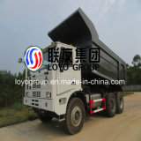 Sinotruk HOWO 6X4 nicht für den Straßenverkehr Bergbau-Kipper mit der Kapazität 50t