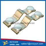 Znic überzog das Metallherstellung-Stempeln und schweißte, Metallaufbereiten