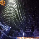 Esposizione di illuminazione di Madrix di illuminazione della meteora di DMX LED