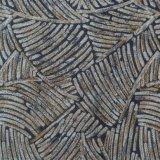 sofà del jacquard 100%Polyester e tessuto della presidenza