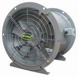 Ventilador eléctrico axial / ventilador de gran alcance / ventilador industrial