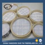 Strato Steaming del silicone bianco antiaderante del commestibile