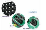 Indicador de diodo emissor de luz ao ar livre cheio da cor P6 SMD da definição elevada da boa qualidade