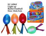 60mm divertenti caldi si illuminano in su mettono in mostra il giocattolo della sfera