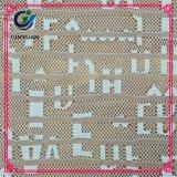 85 tessile africana lavorata a maglia nylon Cina del cotone/15 tessuti del merletto del cavo del jacquard
