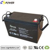 CER anerkannte tiefe Cycle12V100ah Gel-Batterie mit Garantie 3years