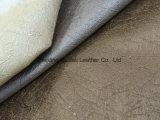 소파를 위한 튼튼한 PVC 합성 가죽은 또는 가구 또는 방석 덮었다