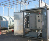 Purificatore di olio del trasformatore di Zyd-I disposto orizzontalmente, i due alloggiamenti di evaporazione