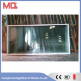 Grosser oder kleiner Aluminiumrahmen-örtlich festgelegtes Glasfenster Mq-11