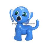 El juguete inflable, Fácil-a-Desinfla, hecho del PVC