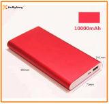 caricatore di alluminio del Portable del telefono mobile 10000mAh