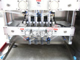 コーヒーまたはココナッツマルチ車線が付いているさまざまな粉の棒の梱包機械