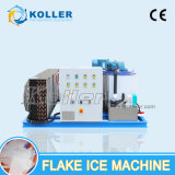 Machine de glace de petite capacité de l'éclaille 500kg/Day de Koller pour des poissons, viande, légume