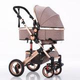 Form-Leinenluxus 2 in 1 Baby-Spaziergänger
