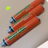 Tubi di gomma pieghevoli dei tubi ab della colla dei tubi di alluminio eccellenti dei tubi