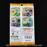 Kokers van de Kaart OPP van de druk de Plastic Verpakkende voor de Kaarten van het Spel