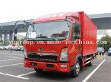 中国Sinotruk HOWO 4*2の貨物自動車のトラック