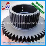Зубчатое колесо коробки передач CNC подвергая механической обработке стальное