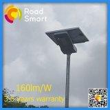 20W LiFePO4電池が付いている統合されたLEDの太陽街灯