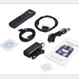 USB2.0 HD 1080P Fov51.5鍋か傾きまたはズームレンズのビデオ会議のカメラの黒(OU110-W)