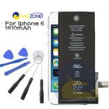 Batteria degli accessori del telefono mobile per il iPhone 6