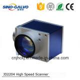 切断の卸売のためのデジタルJd2204高速スキャンナーレーザーヘッド